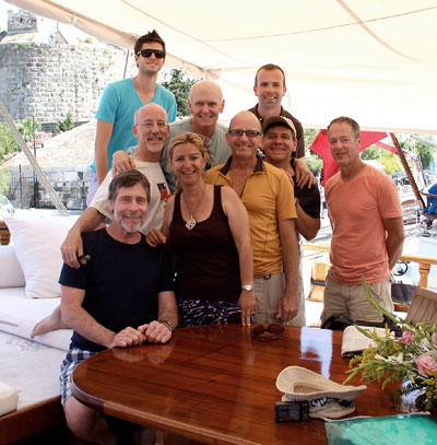 escorted gay group tours