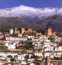 Gay group tours of Andalusia Spain