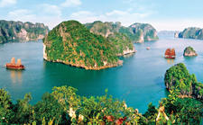 Escorted Gay Group Vacation in Indochina -- Vietnam, Laos, Cambodia