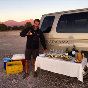 Gay Tours in Atacama Desert, Chile
