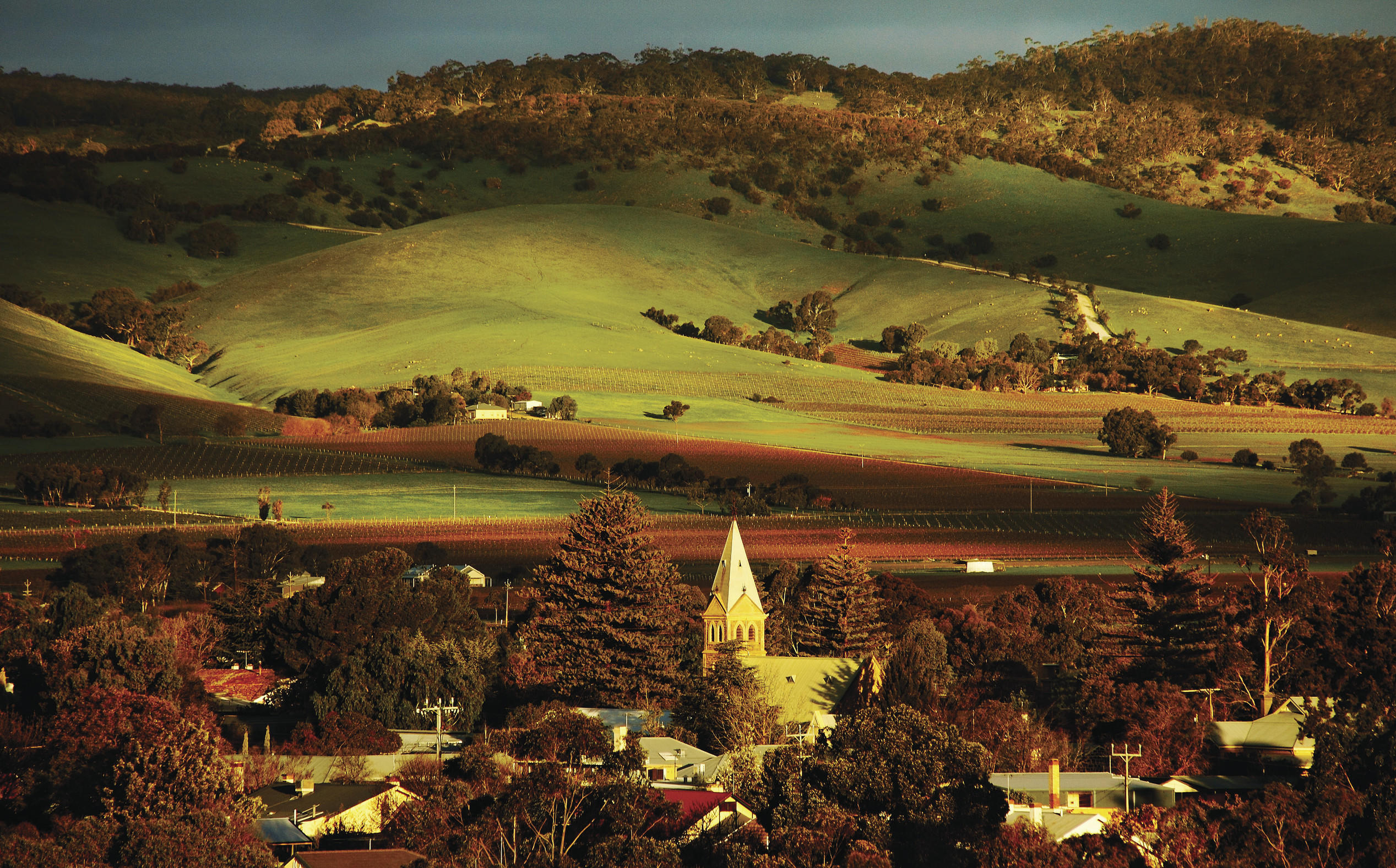 gay travel Australia Barossa Valley