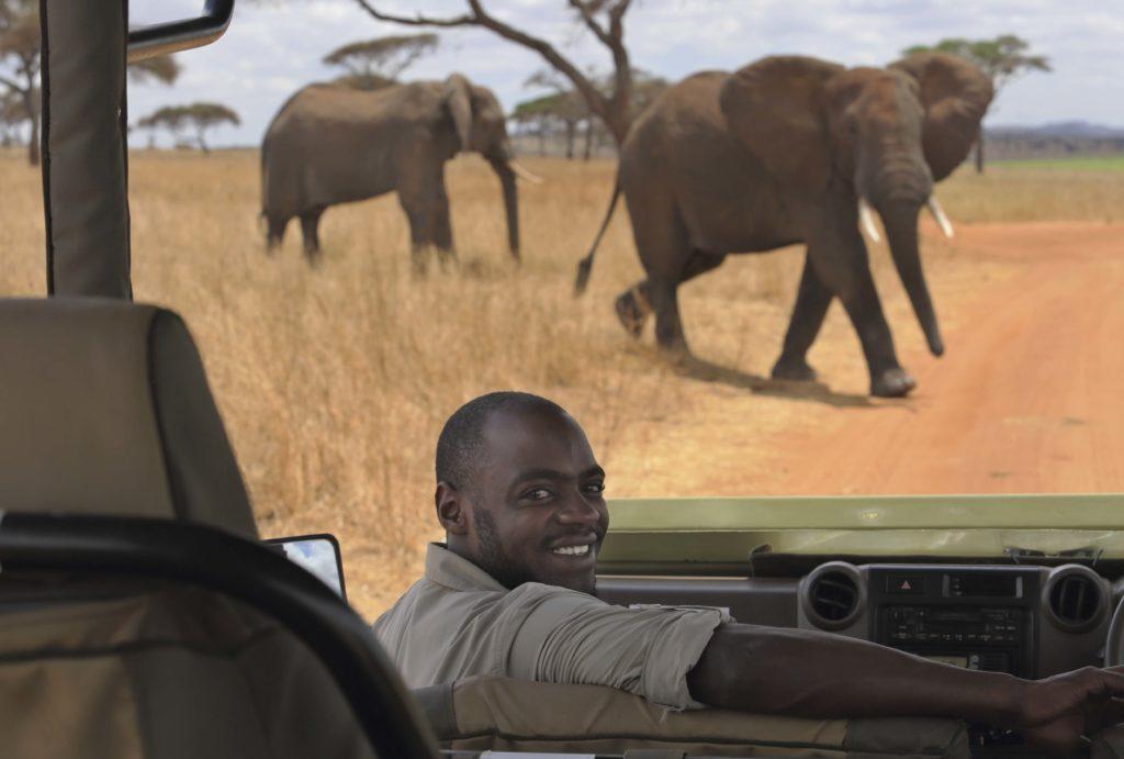 Gay-group African safari tour