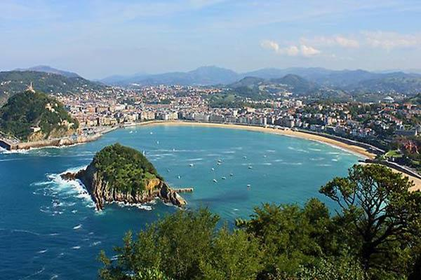 Gay group tours of Basque region, Spain